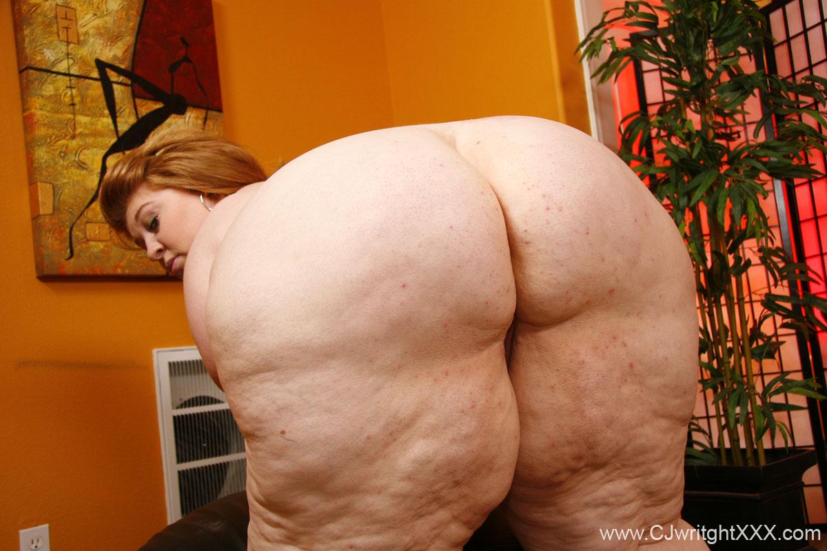 Colossal bbw butt