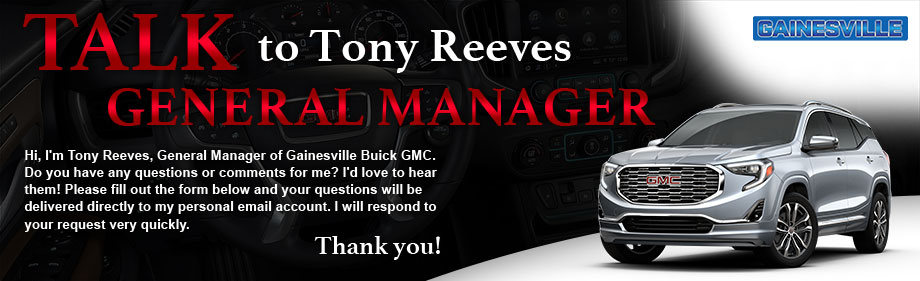 Talk To The General Manager Talk To The GM