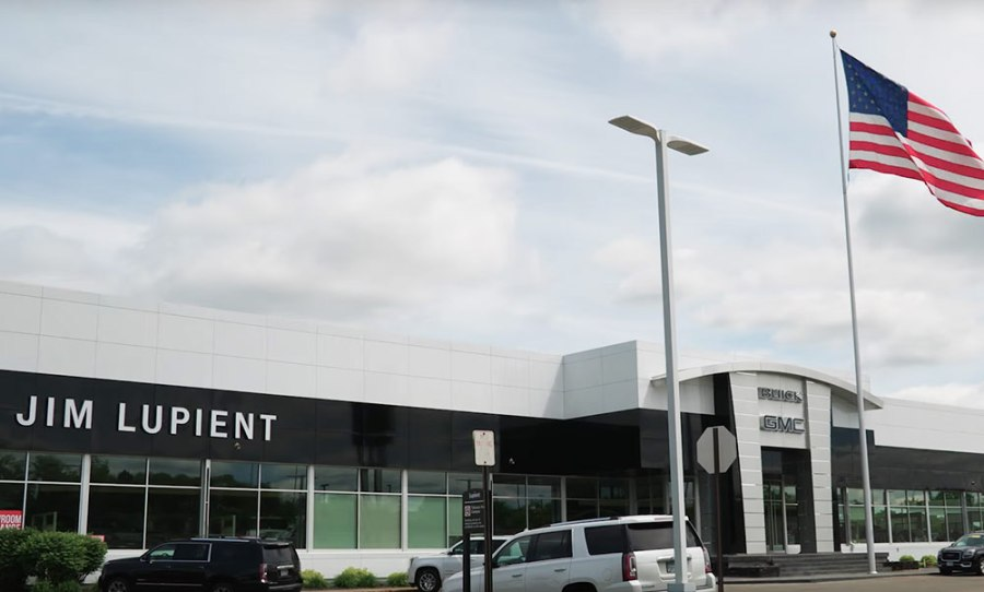 Welcome to Lupient Buick GMC   GMC Dealership near Minneapolis  MN Lupient Buick GMC   your Buick GMC Dealer in Golden Valley  MN