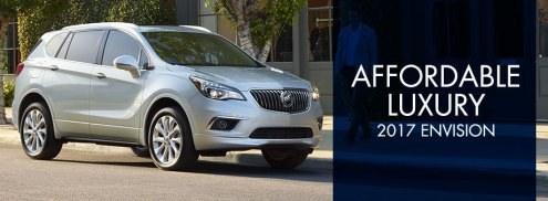 Reasons to Buy the 2017 Envision   Lupient Buick GMC of Rochester The 2017 Envision is available at Lupient Buick GMC in Rochester  MN