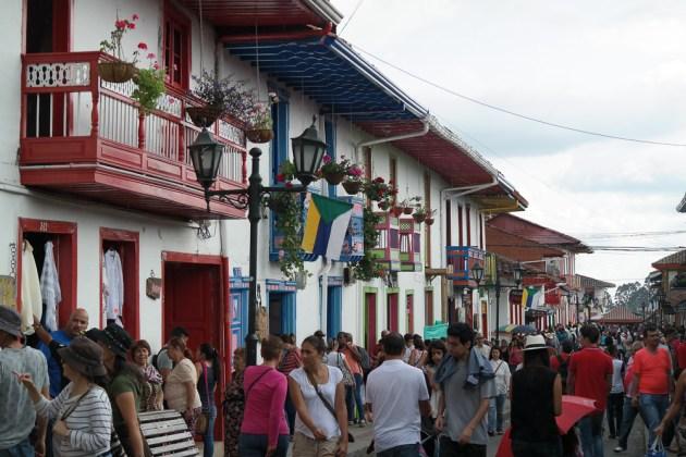Salento Colombia Eje Cafetero