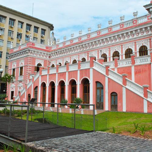 Palácio Cruz e Sousa / Museu Histórico de Santa Catarina