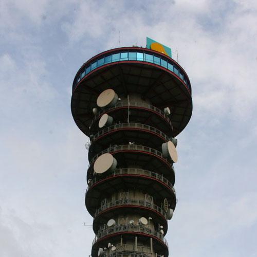 Visita a Torre Panorâmica de Curitiba