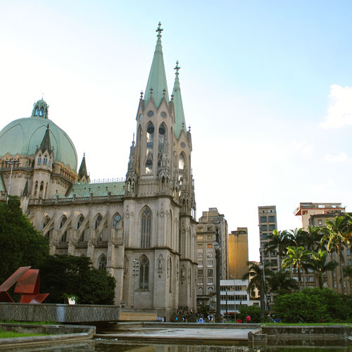 Roteiro com 5 Lugares no Centro de São Paulo (pt 2)