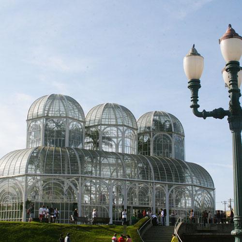 10 lugares pra conhecer em Curitiba