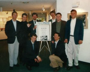 CL7 first paying gig 1996