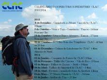 Calendário Actividades 2016 -17