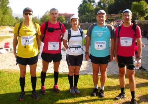 No Gerês, super atletas , em super prova de 52 km !