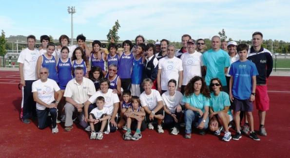 Pista de atletismo José Canelo, foi inaugurada!