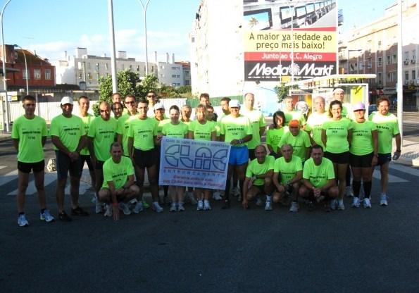 CLAC em jornada dupla de Atletismo
