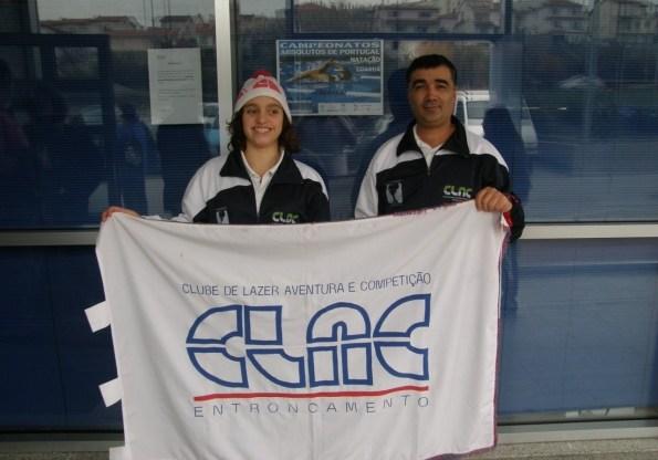 Catarina Gregório teve participação positiva nos Camp. Nacionais Absolutos