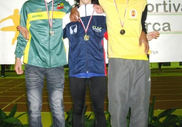 Fábio Martins e Mariana Gil  são Campeões Regionais