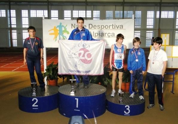 CLAC é Vice-Campeão de Salto em Altura