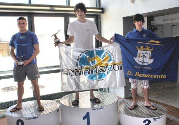 "Rui Lopes vence ""Torneio Regional Nadador Completo"""