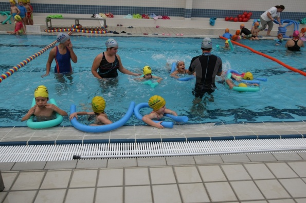 escola de natação