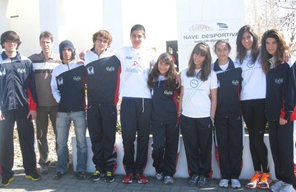 Mariana Gil ganha Torneio Regional de Salto em Altura.