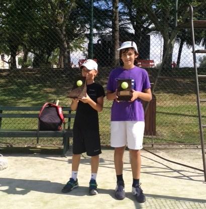 """CLAC no Torneio de Tenis """"Cidade de Abrantes"""""""