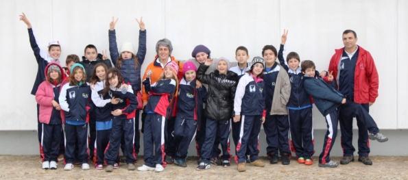 Nat Equipa CAD- Coruche 20Jan13
