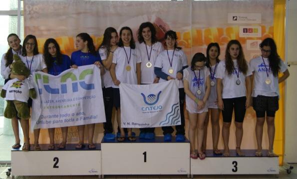 """Catarina Gregório, Marta Vinagre, Sarah Dias e Alexandre Pereira vencem no """"Torneio Regional de Velocidade"""""""