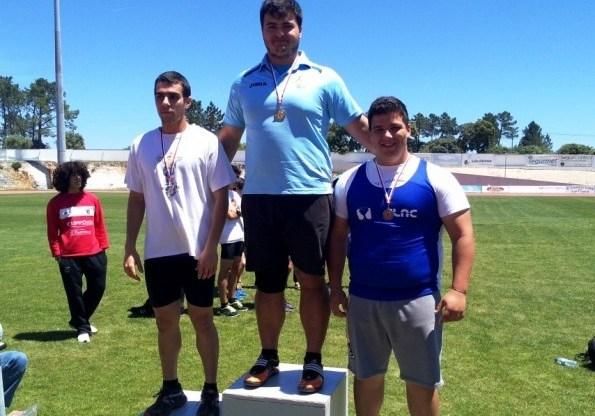 Conquistamos 23 medalhas no Regional de Juniores