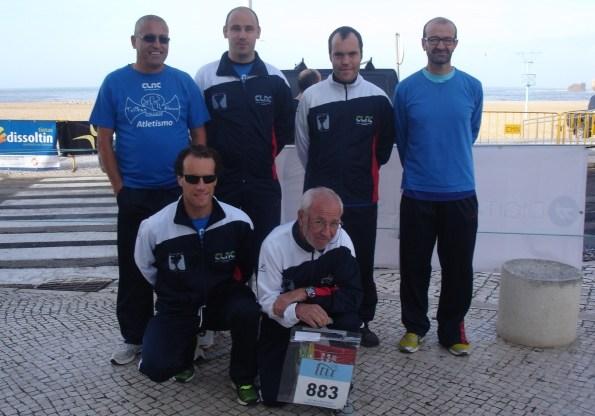O CLAC na Meia-Maratona da Nazaré