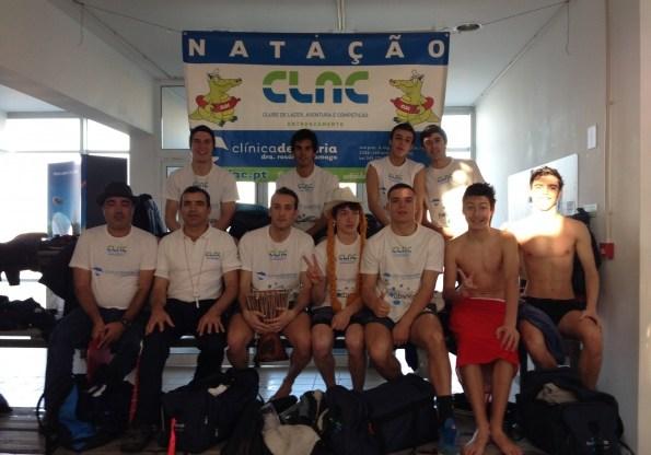 CLAC-Natação no Campeonato Nacional Clubes