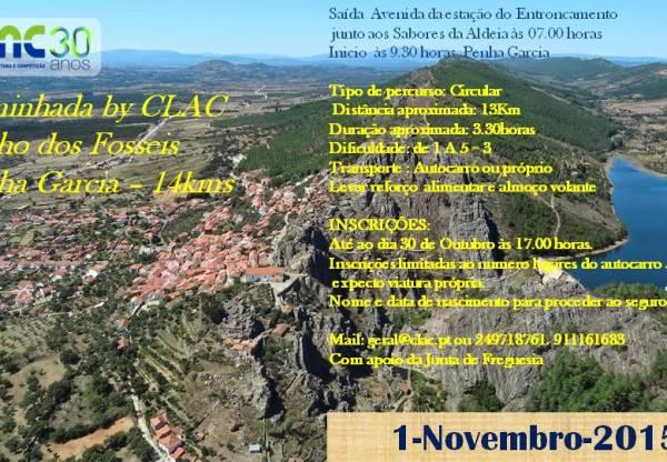 Caminhada Trilho dos Fosseis a Penha Garcia by CLAC
