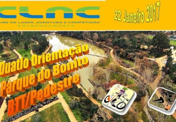 22 Janeiro Duatlo De Orientação BTT/Pedestre Entroncamento Parque Do Bonito
