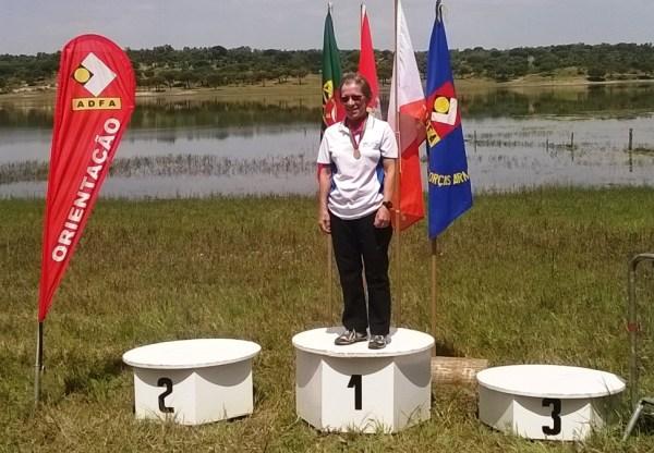 Campeonato nacional distancia média e estafetas em orientação