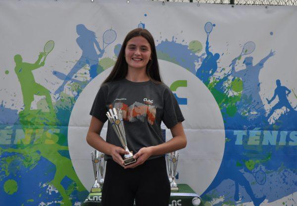Berta Simões vence X Torneio Nacional Juvenil Entroncamento Cidade Ferroviária