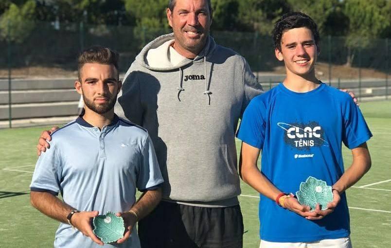 Ténis – Francisco Vieira vence Torneio Nacional do Bom Sucesso Tennis Academy em SUB 16