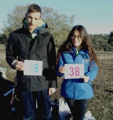 Clac apurou 2 jovens atletas para a final A do campeonato nacional absoluto orientação