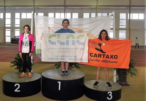 Joana Fernandes do CLAC  vence no IX Torneio Jovem de Alpiarça