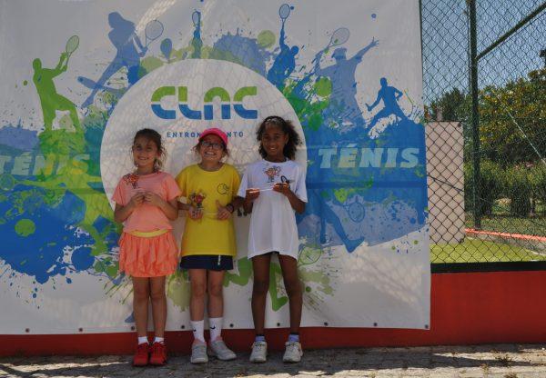 Ténis – II Smashtour Nacional CLAC 2018 – Jovens do CLAC em grande destaque