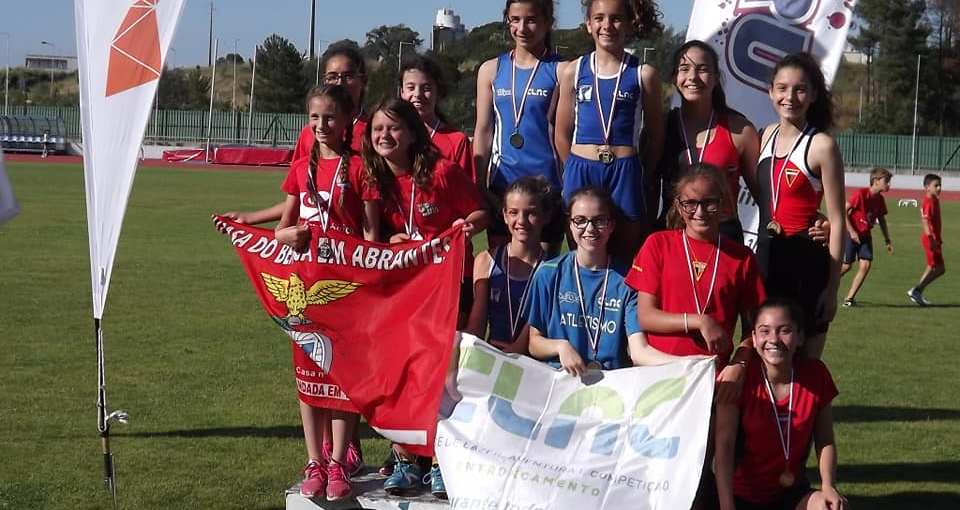 CLAC conquista 11 pódios no Campeonato Regional de Infantis.