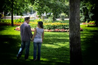 Tina and Chris at Gage Park Brampton 10
