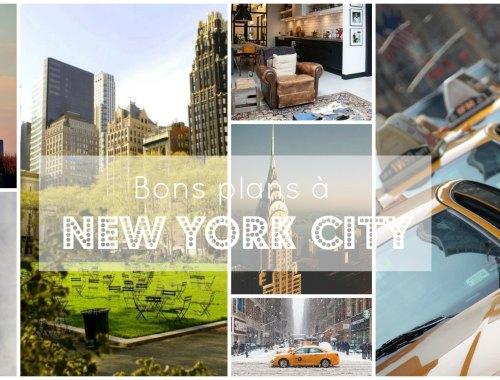 bons plans NYC