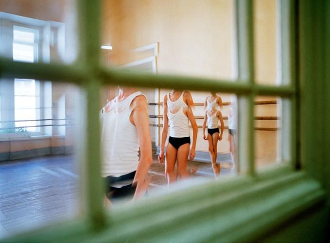 Rachel Papo, 1st class boys, Ballet, St Petersburg, Russia
