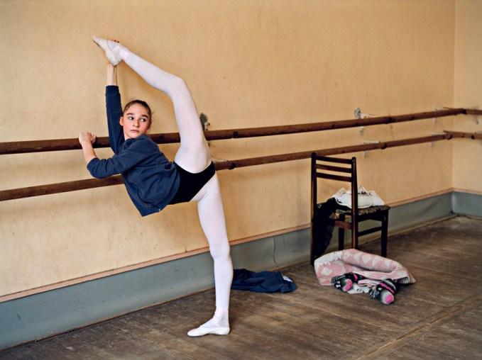 Katya, Ballet, St Petersburg, Russia