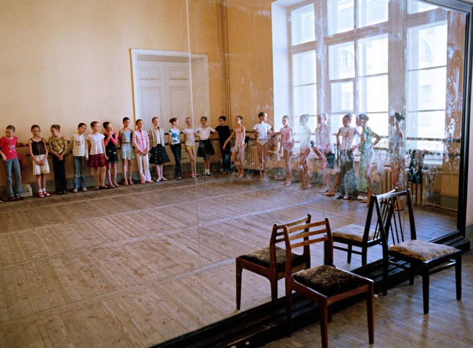 Rachel Papo, Final cut, Ballet, St Petersburg, Russia
