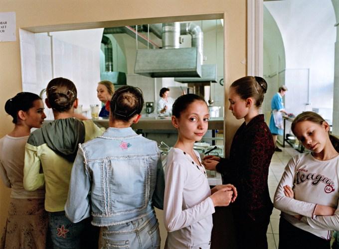 Rachel Papo, Lunch, Ballet, St Petersburg, Russia