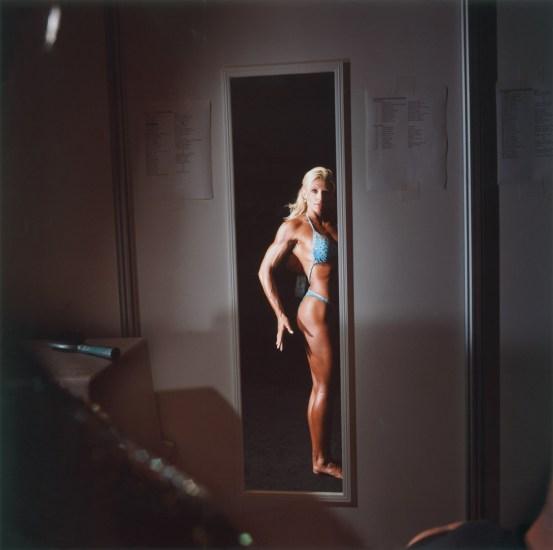 Brian Finke, Untitled (Bodybuilding 20)