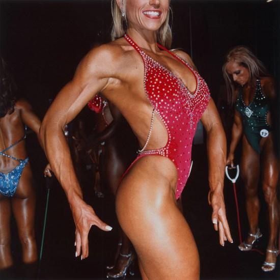Brian Finke, Untitled (Bodybuilding 24)