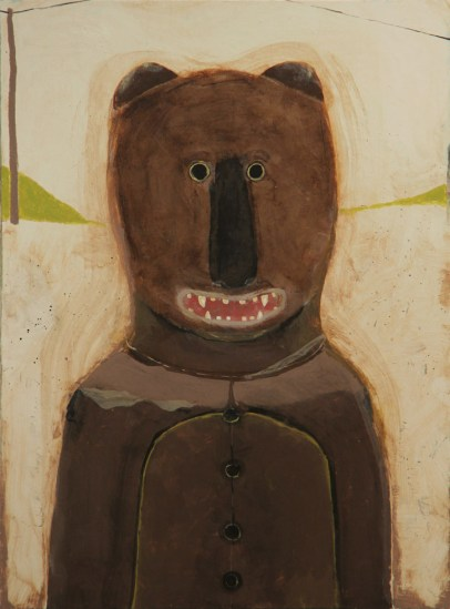 Scott Daniel Ellison, Bear Suit