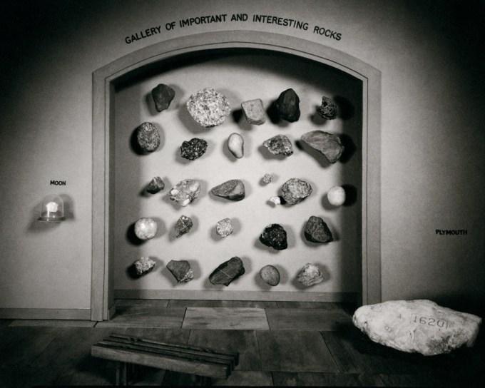 Lori Nix, Gallery of Rocks