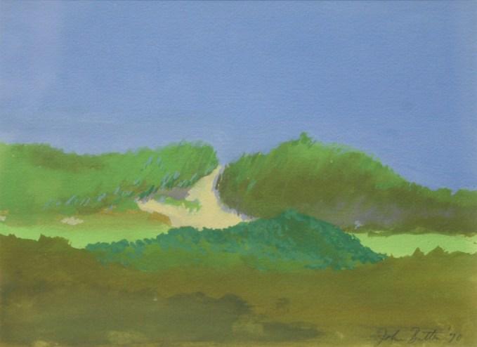 John Button, Dunes