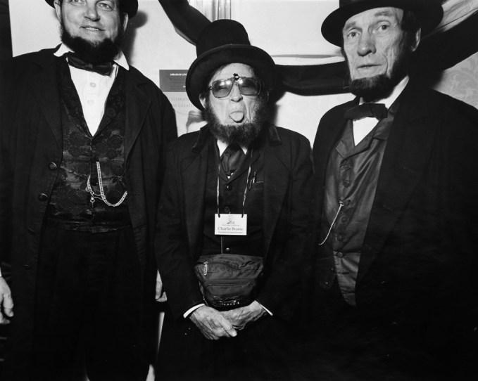 Yvette Dostatni, Association of Lincoln Presenters