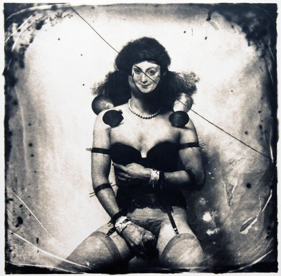Witkin, Portrait of Isabella Brant