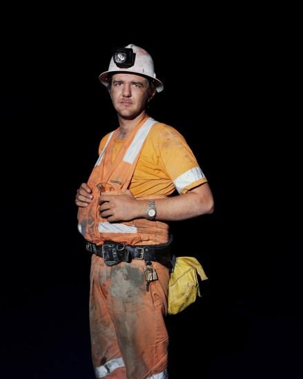Amy Stein, Miner II, Peak Gold Mines, Cobar