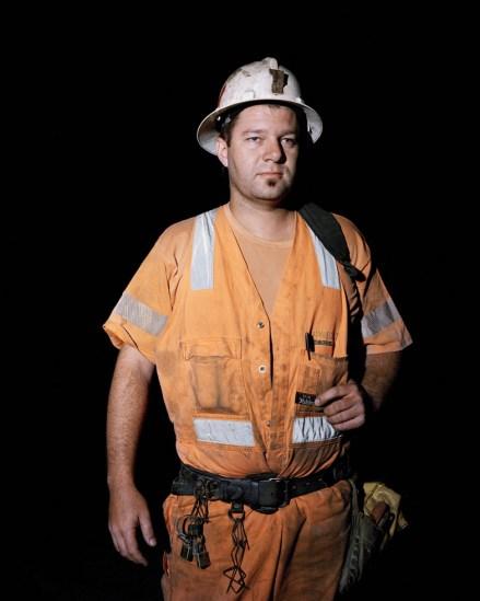 Amy Stein, Miner IV, Peak Gold Mines, Cobar